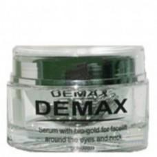 Крем для лица на основе био-золота и гиалуроновой кислоты Demax 100мл