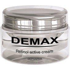 Активный крем с ретинолом Demax 100мл