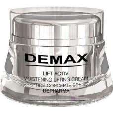 Защитно-восстанавливающий крем spf 15 Demax 50мл