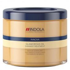 Маска для блеска волос INDOLA Innova Glamour Hair Mask 200мл