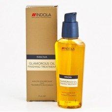 Масло для ухода за всеми типами волос Indola Innova Glamorous Oil Finishing Treatment 75мл