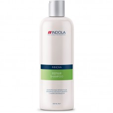 Шампунь для восстановления  поврежденных волос INDOLA iNNOVA repair 300мл