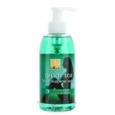 Гель для очищения кожи Зеленый чай  Dr. Kadir