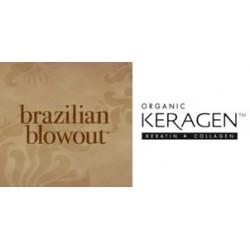 Бразильское кератиновое выпрямление волос в Киеве на Оболони- в Салоне Красоты Голливуд